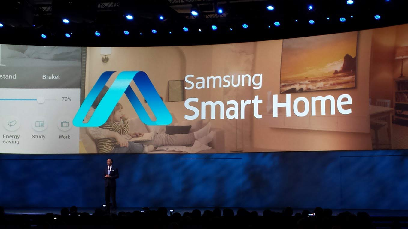 Samsung 39 s new smart home technology for Smart home technology 2014