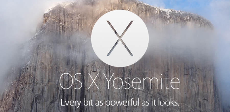 Apple OSX Yosemite